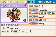 Moemon Fire Red Revival Project Image