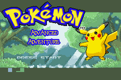 Pokemon Advanced Adventure Image