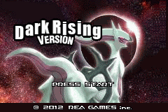 Pokemon Dark Rising Image