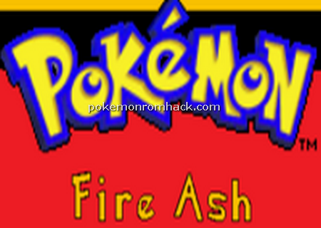 Pokemon Fire Ash Image