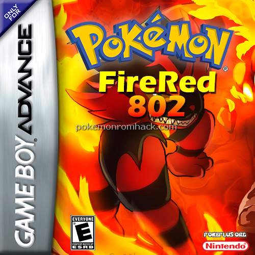 Pokemon Fire Red 802 Image