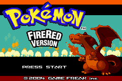 Pokemon Fire Red Elementary Image