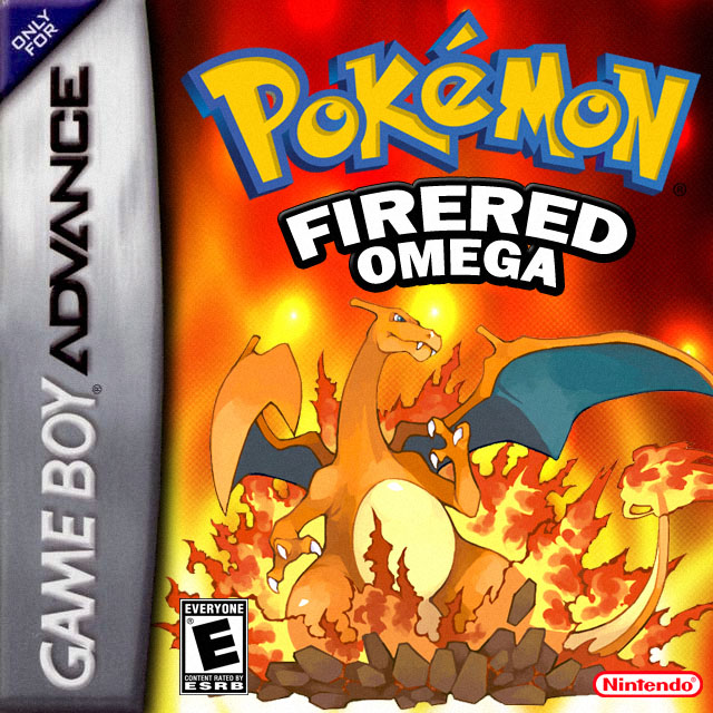 Pokemon Fire Red Omega Image
