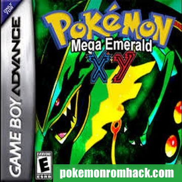 Pokemon Mega Emerald X & Y Edition Image