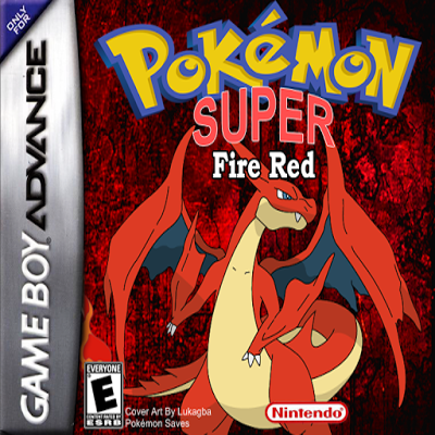 Pokemon Super Fire Red Image