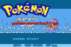 Pokemon Aquamarine Version Image