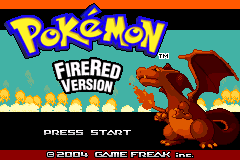 Pokemon Fire Red Rival Variation Image
