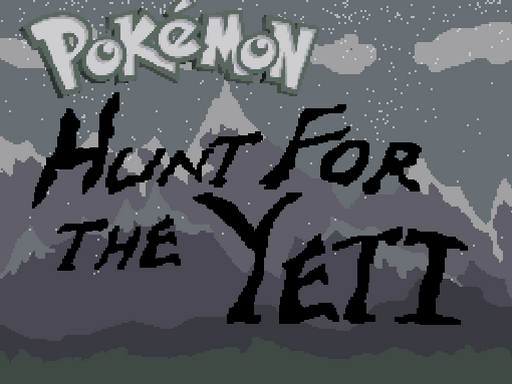 Pokemon Hunt For the Yeti! Image